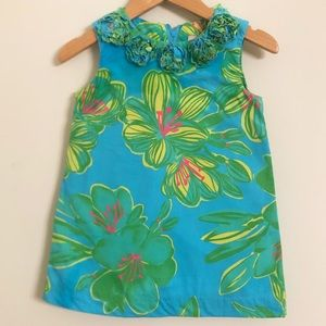 Lilly Pulitzer Toddler shift dress